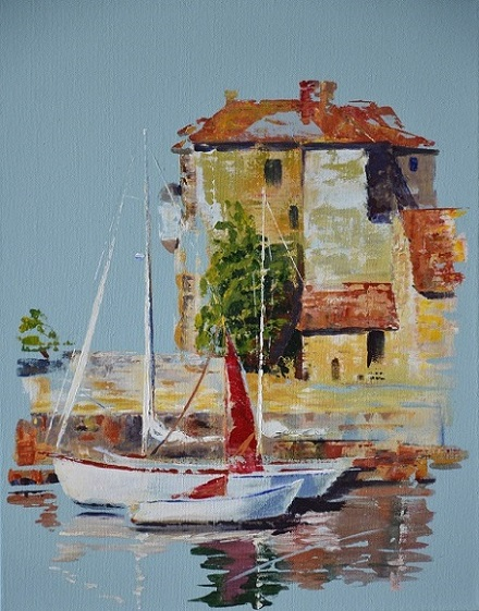 """The old harbour"""