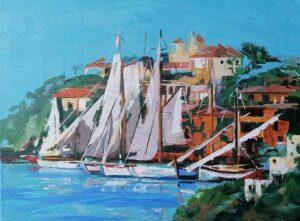 Porto Cervo(Maddalena)